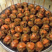 Crab Meat Stuffed Mushrooms