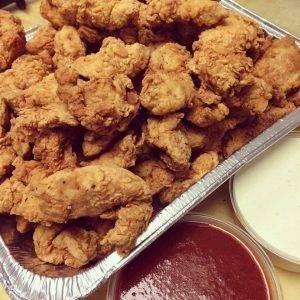 Fried Cajun Chicken Breast
